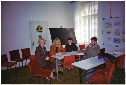 Sarajevo, 1995